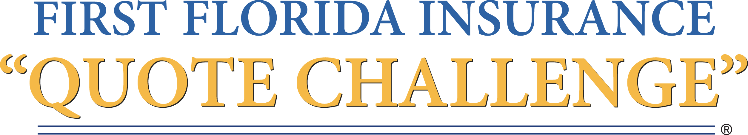 First Florida Insurance Quote-challenge
